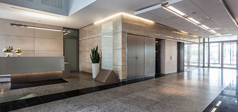 ‎‎‎‎‎‎‎LED lighting for apartment buildings